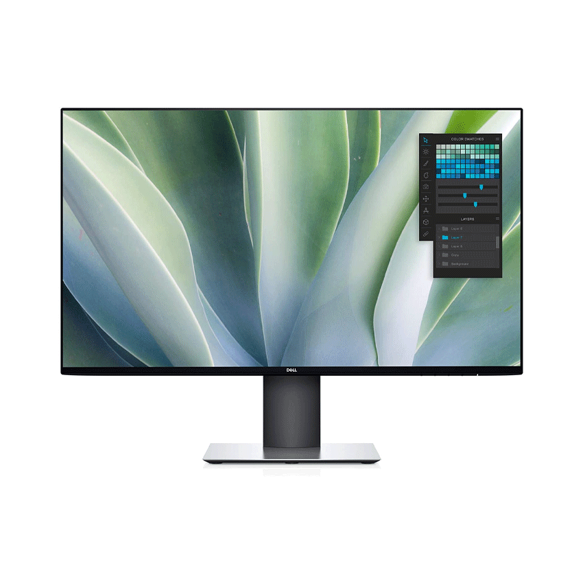 Màn hình Dell Ultrasharp U2419H (23.8 inch/FHD/IPS/DP+HDMI/250cd/m²/60Hz/8ms)