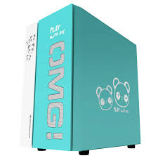 Vỏ case Xigmatek OMG AQUA (NO FAN) EN45808